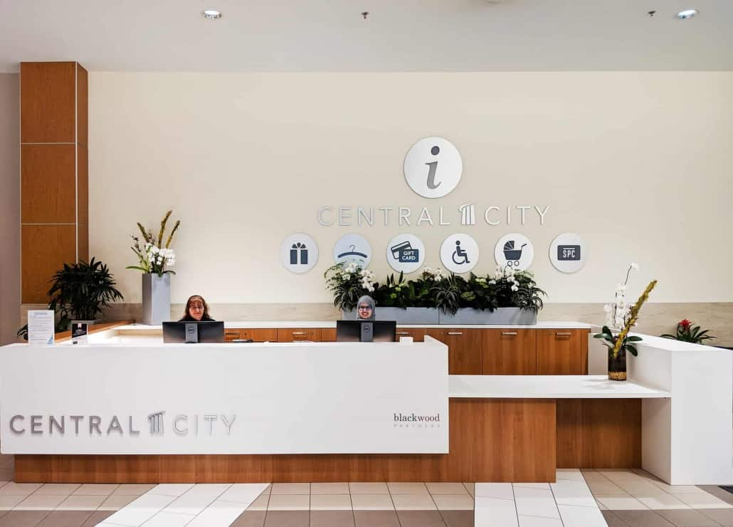 Guest Services, Central City, Surrey, BC