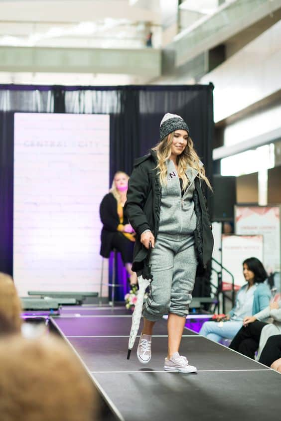 Urban Looks Fashion Show Hosted by I Like Her Style Vancouver at Central City in Surrey, BC