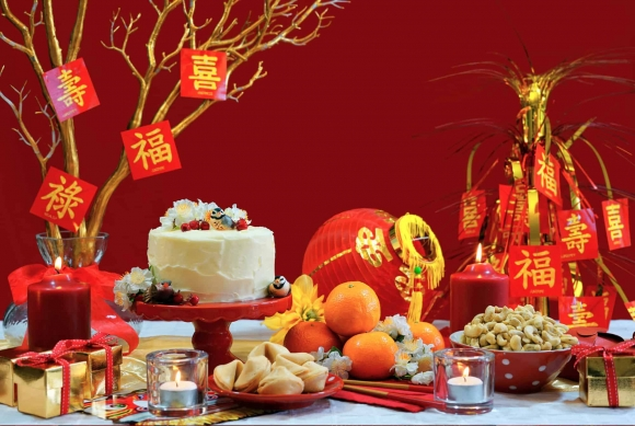 Find Chinese New Year 2019 Celebration Essentials at Central City, Surrey, BC