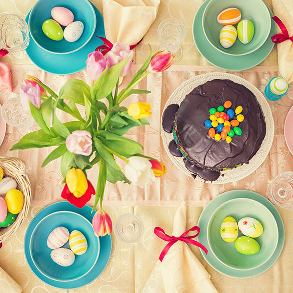 Easter Party Ideas for Your Home and Office