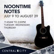 Noontime Notes at Central City