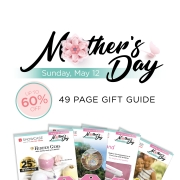 Showcase's Mother's Day Flyer