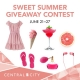 Sweet Summer Giveaway Contest at Central City, Surrey BC