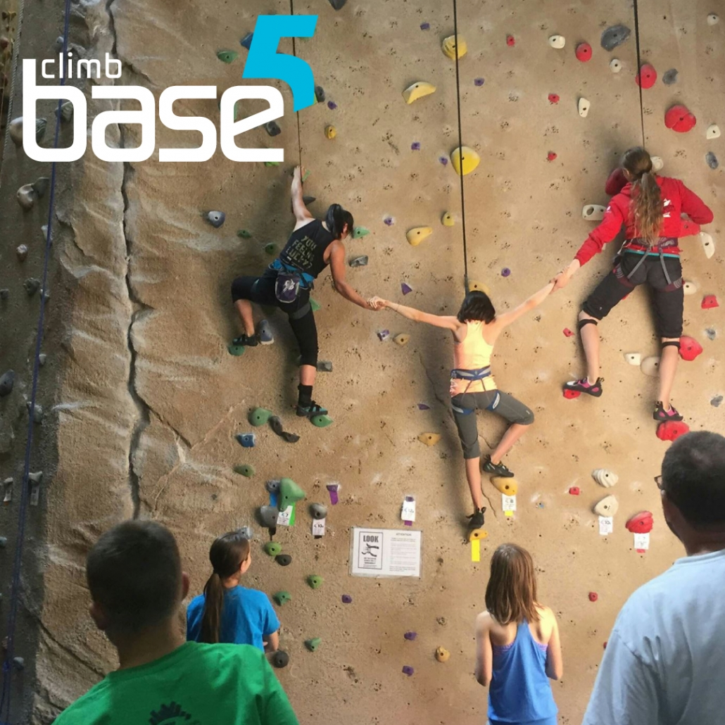 Easter Seals Climb Base5 Event, Central City, Surrey