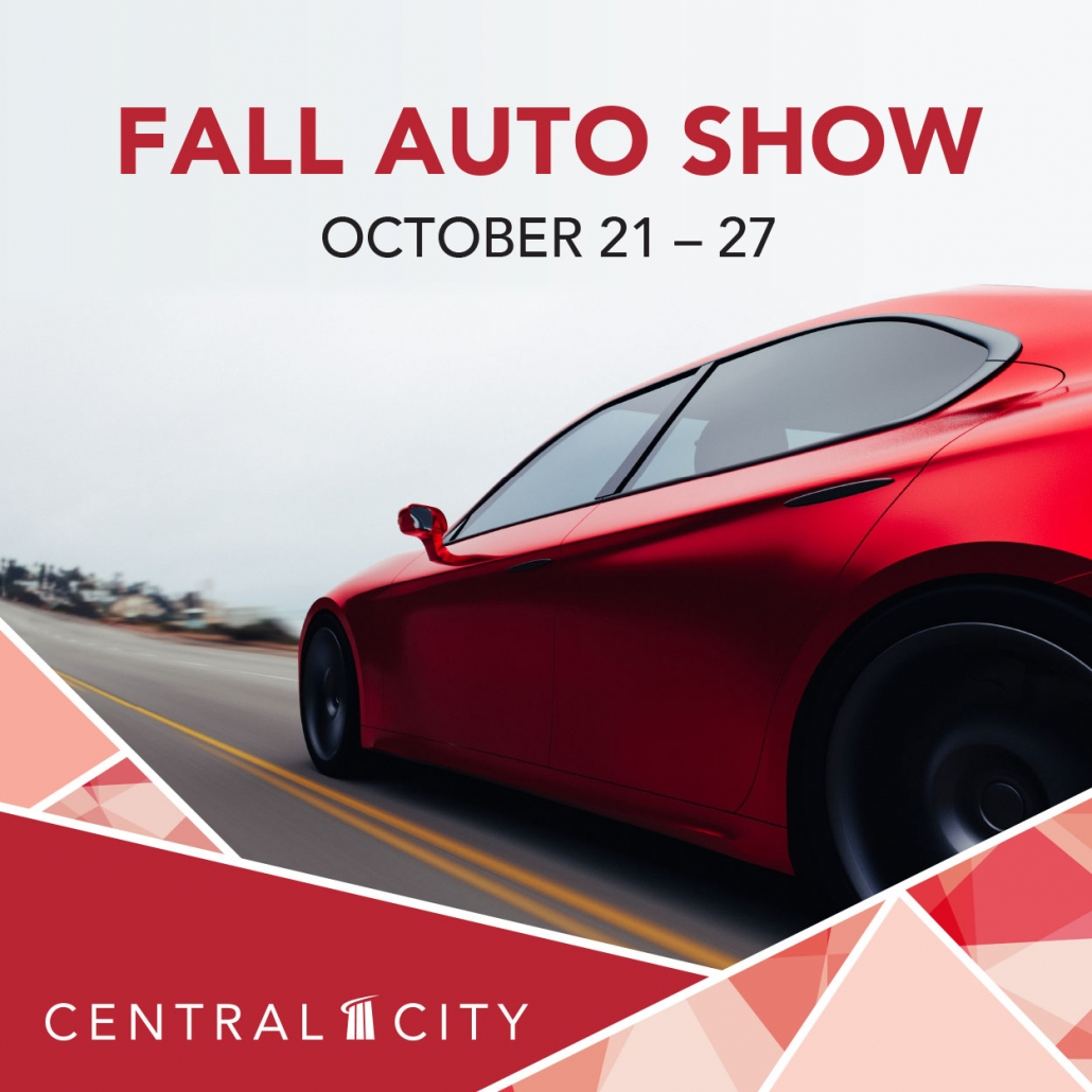 Fall Auto Show, Central City, Surrey