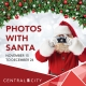 Photos with Santa, Central City, Surrey, BC