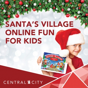 Santa's Online Village, Central City, Surrey
