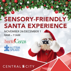 Sensory-Friendly Santa Experience, Central City, Surrey